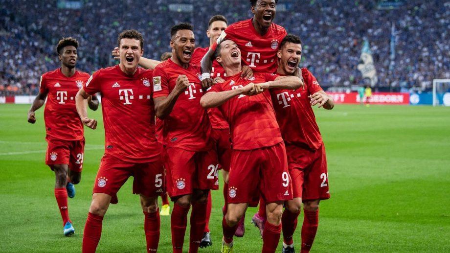 (foto, video) Cele mai remarcabile momente din istoria FC Bayern München timp de 120 de ani