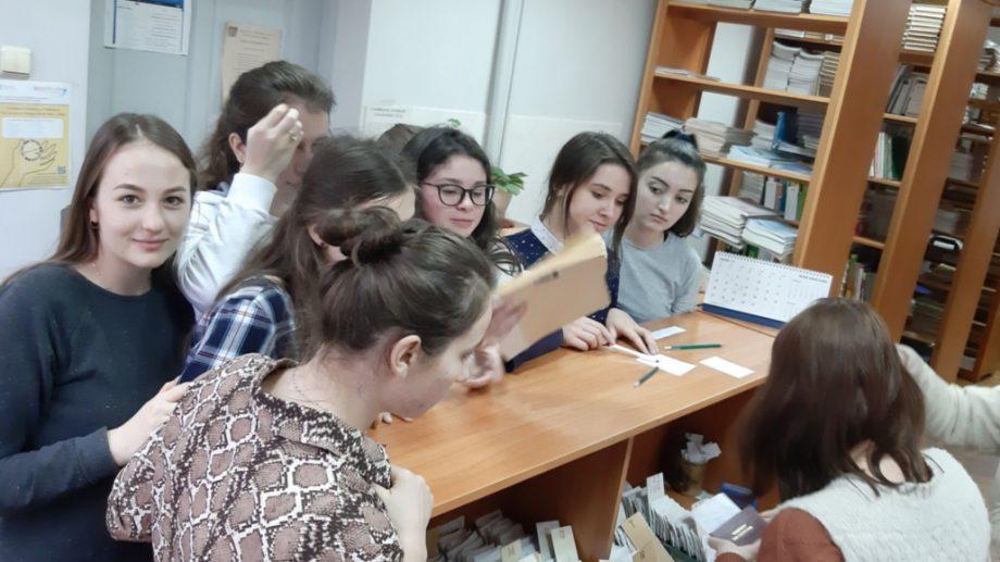"""(foto) Universitatea Tehnică din Moldova a dat startul campaniei """"2020 – Anul lecturii la UTM"""""""