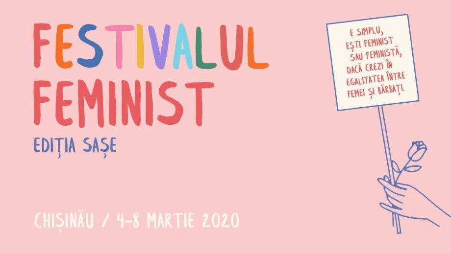 Participă la Festivalul Feminist în perioada 4-8 martie. Vezi care este programul evenimentelor