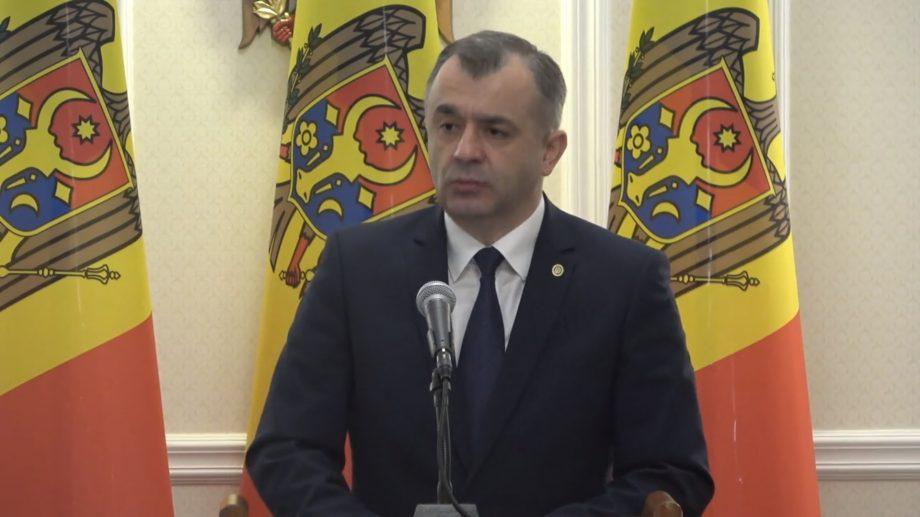 """(video) Ion Chicu, în contextul coronavirus: """"Toți pasagerii aeroportului vor trece prin termoscaner"""""""