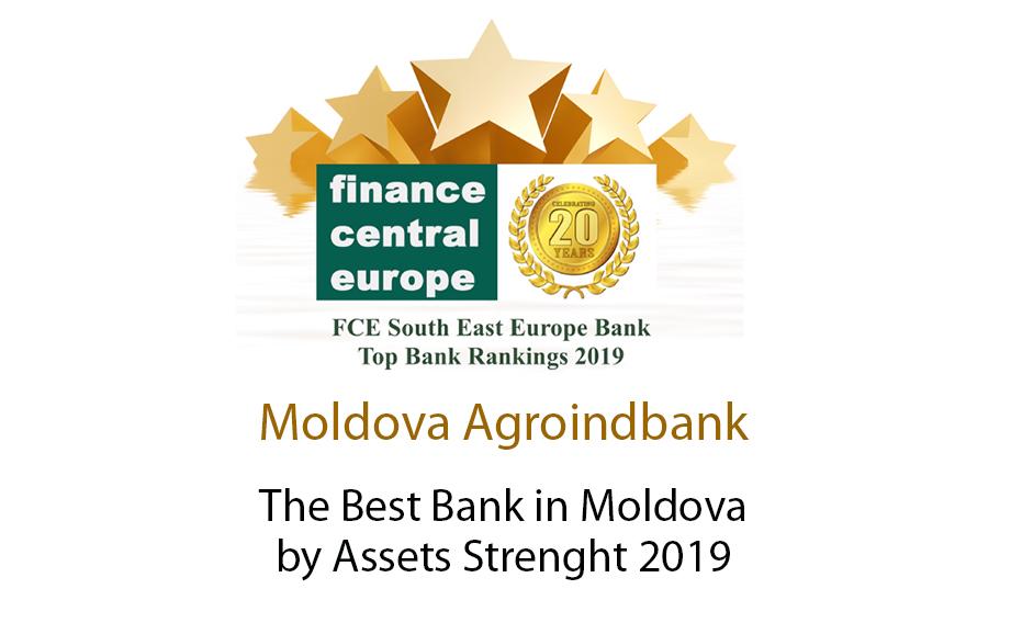 Finance Central Europe: MAIB este cea mai bună bancă din Moldova