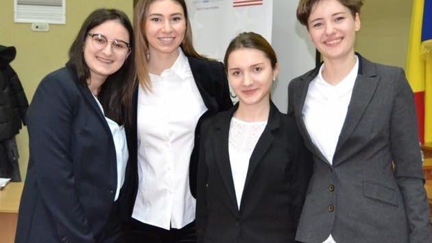 Cine sunt câștigătorii finalei naționale a primei ediții a competiției Jessup Moot Court Competition de la USM