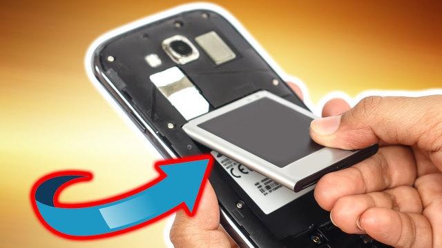 UE ar putea obliga producătorii de smartphone-uri să ușureze înlocuirea bateriilor