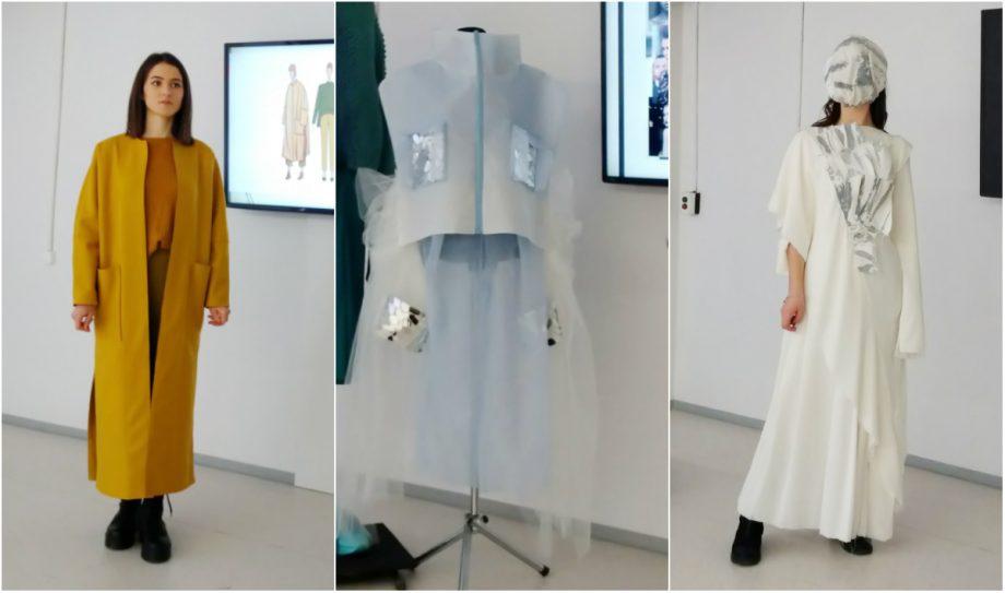 (foto) Problemele sociale și culturale în proiecte vestimentare. Studenții de la Design Vestimentar și-au prezentat ideile pentru propriile branduri