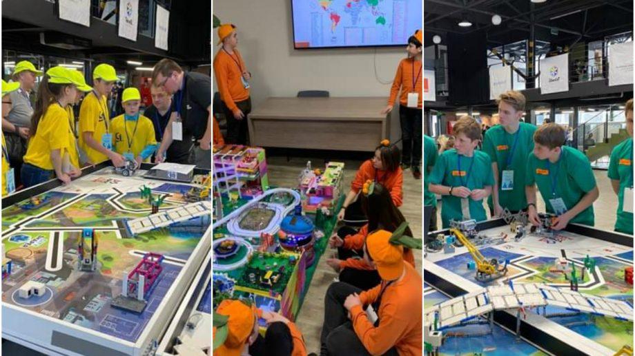 (foto) FIRST LEGO League Moldova a revenit. Cine sunt câștigătorii semifinalelor acestei ediții