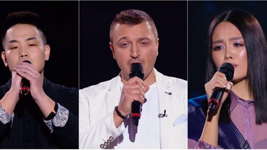 """(video) Show-ul """"Vocea Ucrainei"""" continuă. Cine sunt participanții aleși în a treia ediție în echipa lui Dan Balan"""