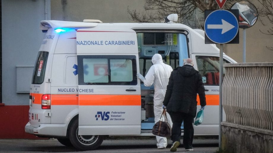 Autoritățile din Italia au confirmat că o moldoveancă este infectată de coronavirus