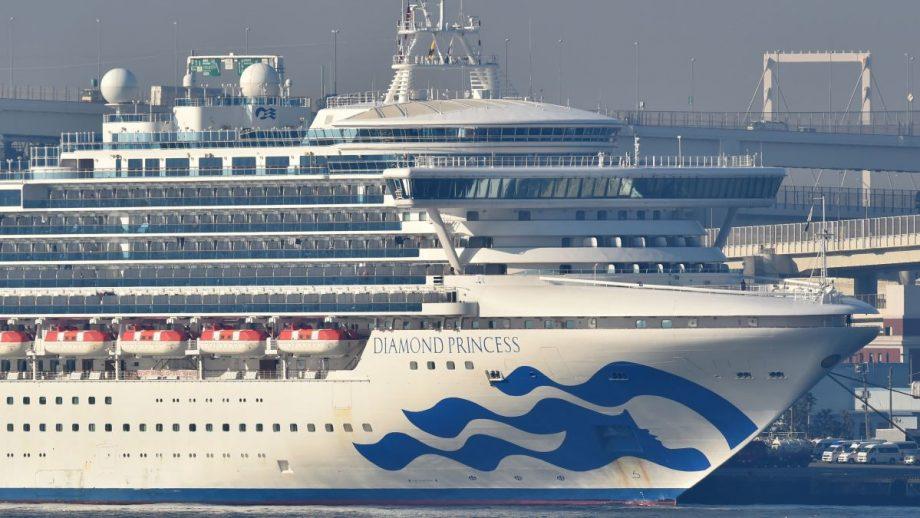 """Detalii noi despre moldovenii aflați în carantină pe nava de croazieră """"Diamond Princess"""""""