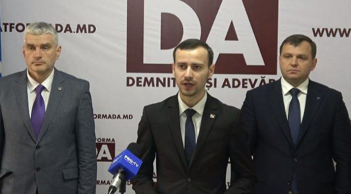 Deputatul Dinu Plîngău susține că există suficiente probe care să ducă la acuzarea mai multor persoane pentru uzurparea puterii în stat