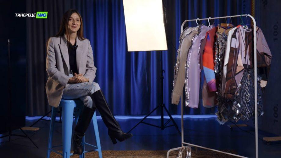(video) Futurism, plastic și nopți nedormite. Marina Grosu, despre prima colecție a brandului Mi'one