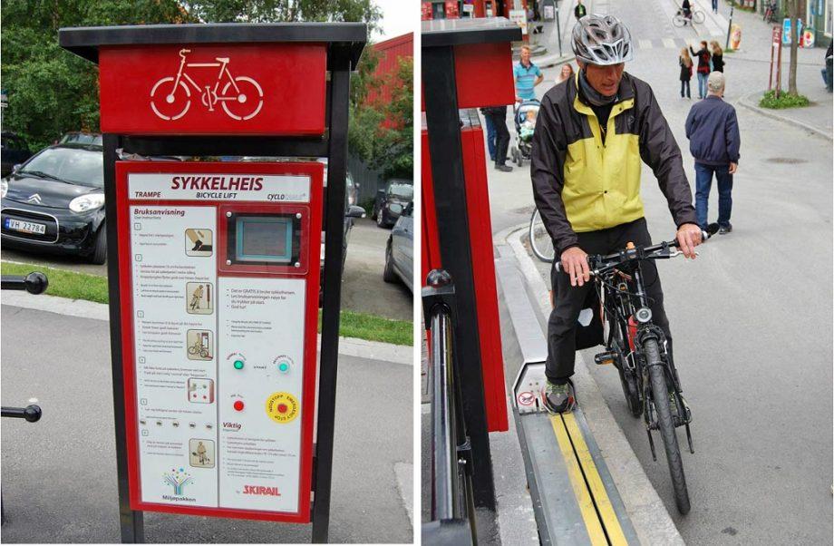(video) Elevii unui liceu din Chișinău au dezvoltat un prototip 3D al unui elevator pentru bicicliști