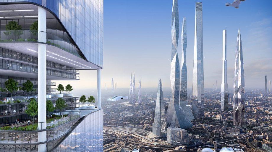 (foto) De la mașini fără șofer până la ascensoare spațiale. Ce schimbări vor avea loc în lume în următorii 100 de ani