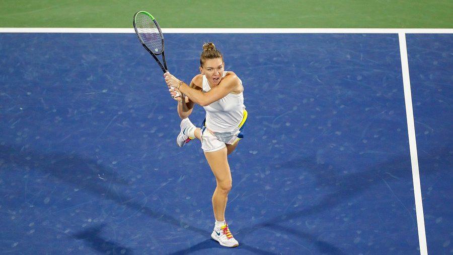 (video) Simona Halep, numărul doi mondial, a câştigat turneul WTA de la Dubai