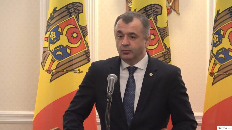 (video) Ion Chicu, despre remanieri, deflagrația din sectorul Râșcani și împrumutul de la ruși