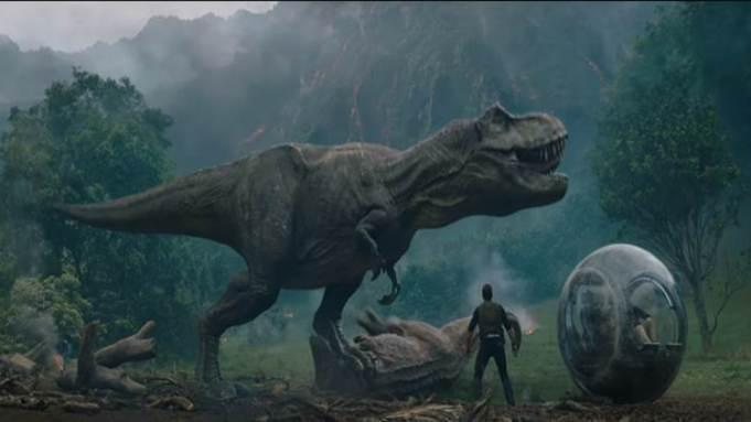 (foto) Jurassic World 3 are un nume oficial. Filmările pentru al șaselea film au început în Canada