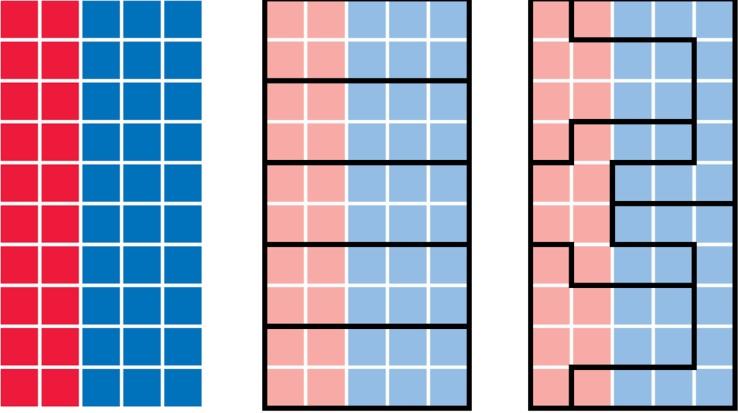 Trei tineri au încercat să afle prin calcule matematice dacă la alegerile parlamentare de anul trecut a fost favorizat vreun partid