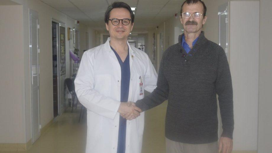 Premieră pentru sistemul medical din Moldova! A fost efectuată prima intervenție de protezare a discurilor