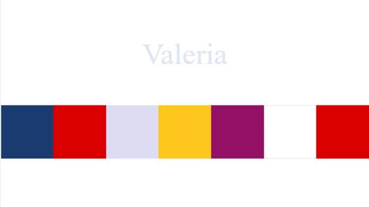 Cum ar arăta portretul numelui tău? Site-ul care te va ajuta să-ți vezi numele în culori