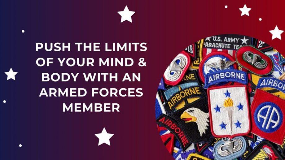 Află cum e să fii un ranger adevărat alături de un membru al forțelor armate ale Statelor Unite