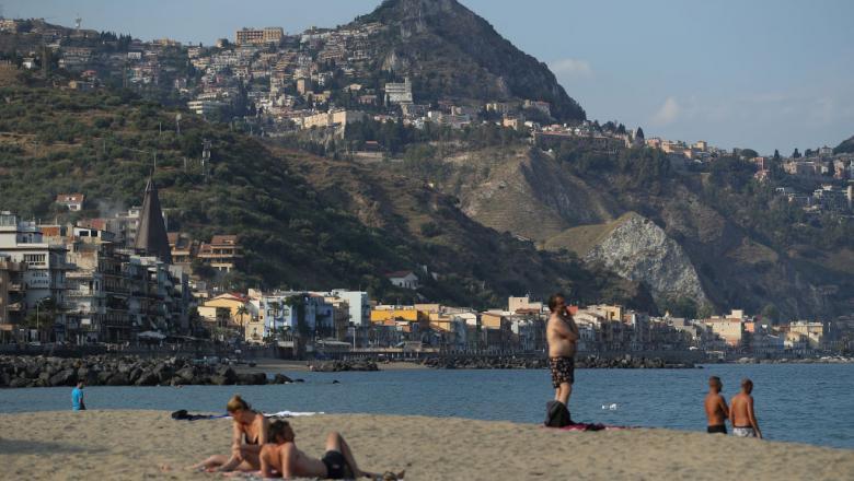 Record de temperatură în Sicilia. Câte grade s-au înregistrat în luna februarie