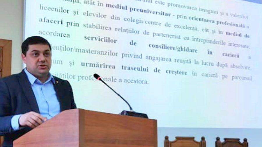 Raportul de activitate al CEGHID. Au fost prezentate reușitele Universității Tehnice a Moldovei pe parcursul anului 2019