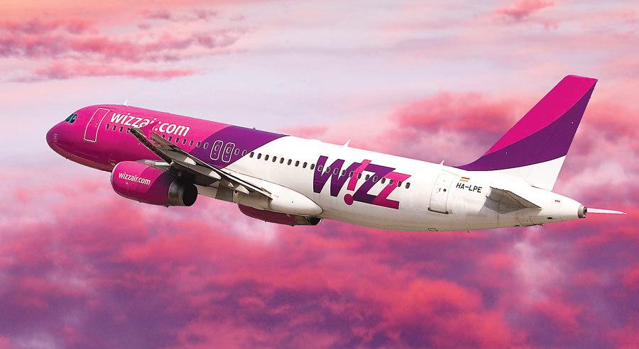 Wizz Air reduce numărul de zboruri în Italia. Care sunt rutele afectate