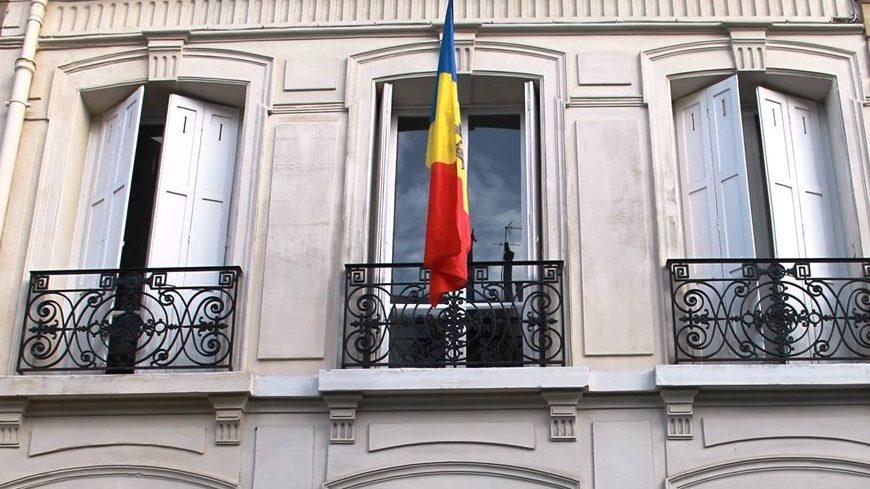 Ambasada Moldovei la Paris își suspendă temporar activitatea consulară din cauza virusului COVID-19