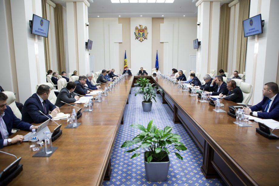 (live) Declarații după ședința Comisiei Situații Excepționale