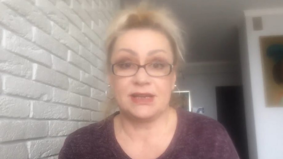 """(video) Angela Aramă către Ion Ceban: """"Centrul de castrare a câinilor maidanezi s-a transformat în unul de exterminare"""""""