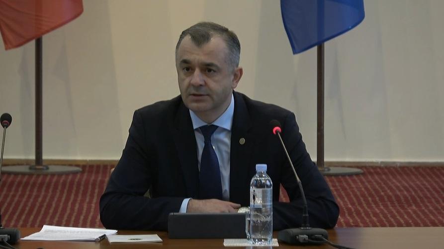 (live video) La guvern are loc ședința Comisiei naționale extraordinară de sănătate publică, după ce o moldoveancă a fost diagnosticată cu coronavirus