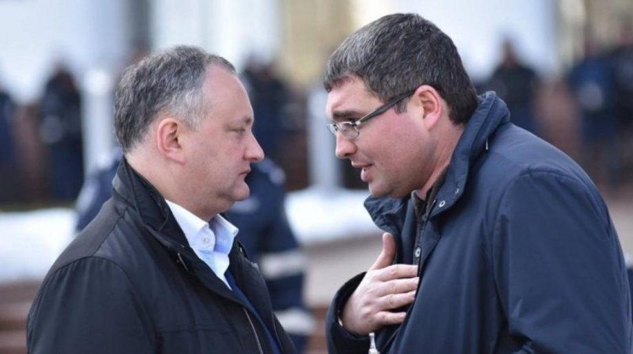 """(video) """"Și-a încheiat înainte de timp întrevederea și a plecat."""" Vizita lui Igor Dodon, la Bălți, s-a terminat cu un scandal"""