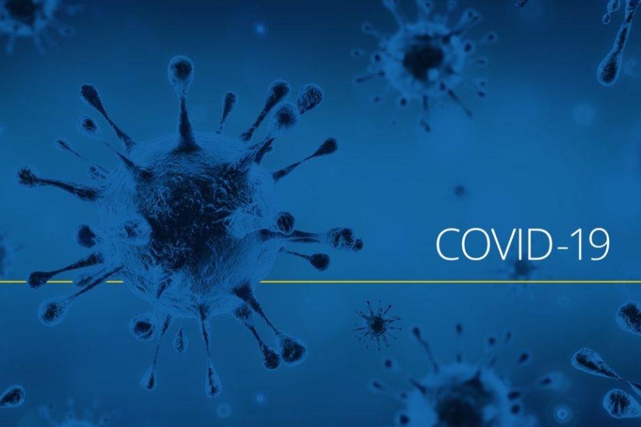 Harta evoluției COVID-19 în lume