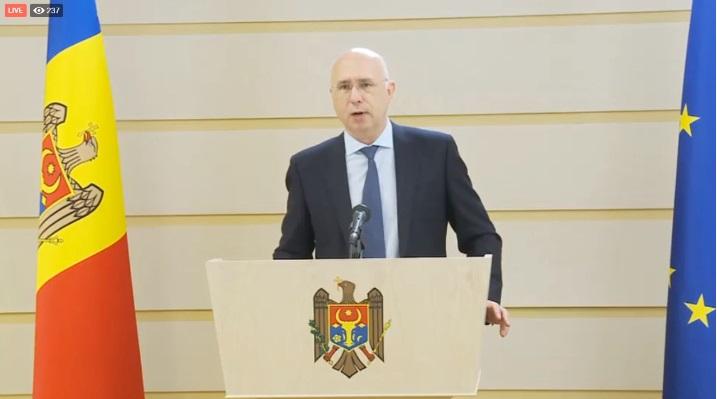 """(video) Pavel Filip: """"Dacă până la sfârșitul stării de urgență elevii nu vor reveni în clase, trebuie să anulăm examenele"""""""