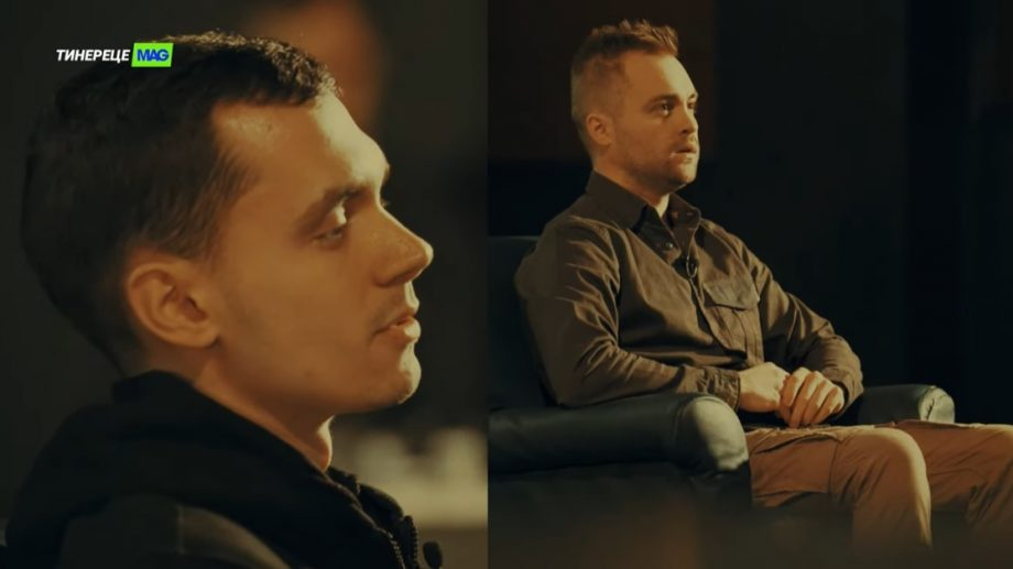 (video) Dima Leontiev și Vlad Sliusarenco povestesc despre stand-up-ul din Moldova