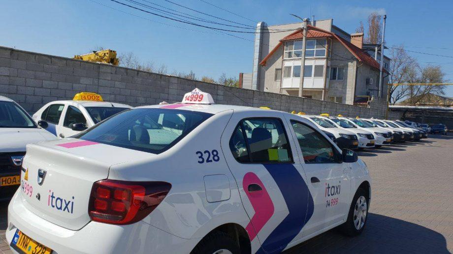 itaxi pune la dispoziția cadrelor medicale 900 de taxiuri, gratuit, pentru a ajunge mai ușor la spitalele din Chișinău