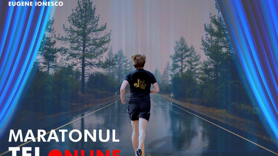 """Teatrul Național """"Eugene Ionesco"""" te provoacă să participi la un maraton special. Cum participi la el"""
