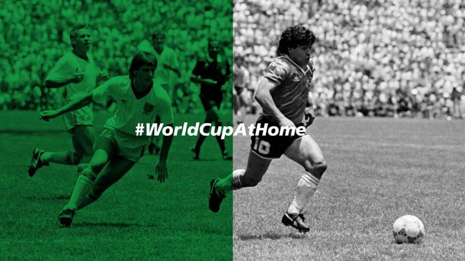 (video) #WorldCupAtHome. FIFA va difuza online cele mai frumoase meciuri din cadrul cupelor mondiale