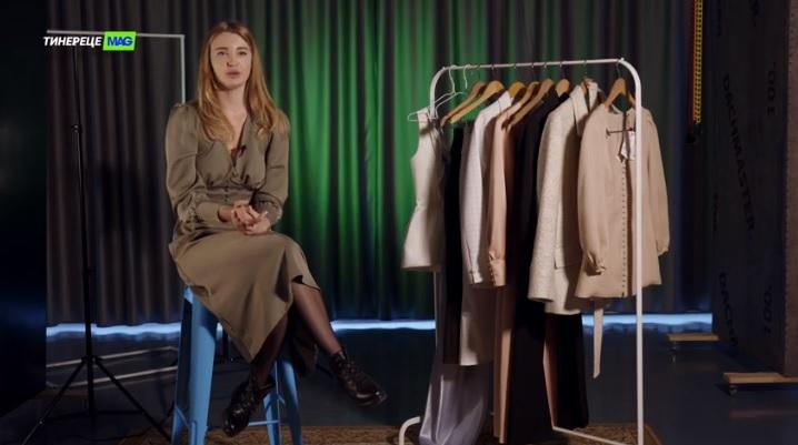 (video) Aliona Tonconog, despre revistele de modă ale bunicii, rochiile anilor '50 și brandul Poemma