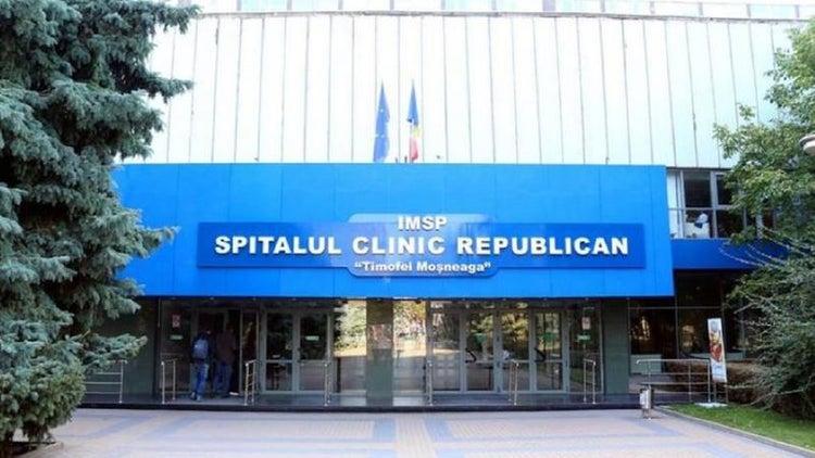 Femeia din Moldova, infectată cu coronavirus, este internată la Spitalul Republican