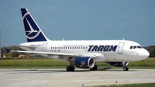 Compania TAROM suspendă toate zborurile spre Chișinău. Pasagerii pot obține rambursarea integrală a biletelor