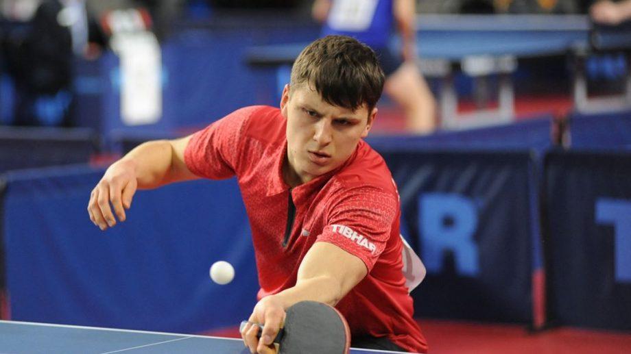 Sportivul moldovean Andrei Puțuntică a cucerit două medalii la Campionatul European tineret la tenis de masă