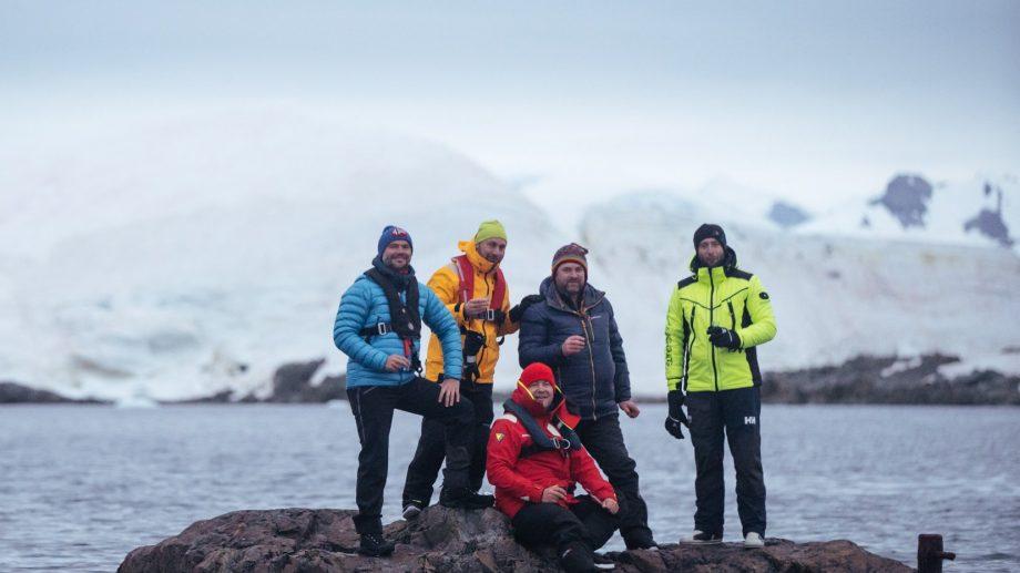 (podcast) Corneliu Său este un antreprenor cu o afacere de milioane de euro pe lună și care a vizitat recent Antarctica