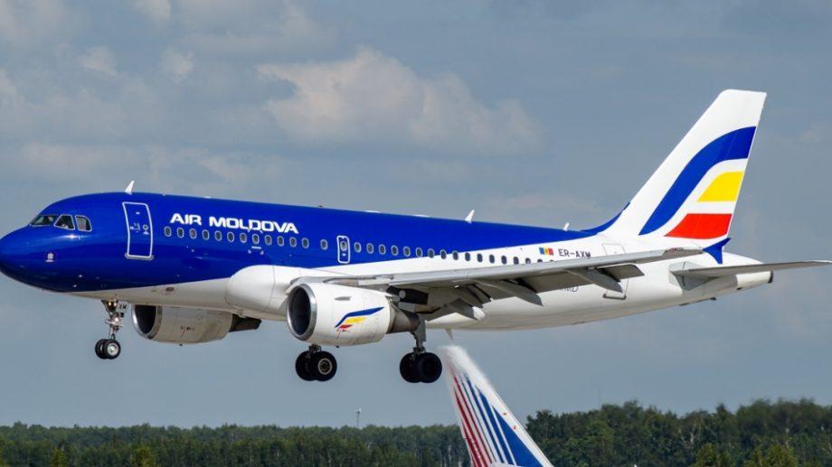 Air Moldova a publicat graficul zborurilor charter din Chișinău spre alte orașe pentru săptămâna viitoare
