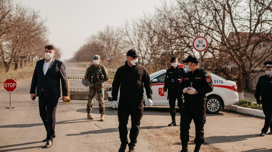 Angajații Fulger vor patrula de astăzi străzile din Soroca pentru a preveni răspândirea COVID-19