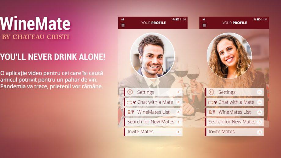 A fost lansată aplicația WineMate – cea mai mare comunitate a iubitorilor de vin din întreaga lume