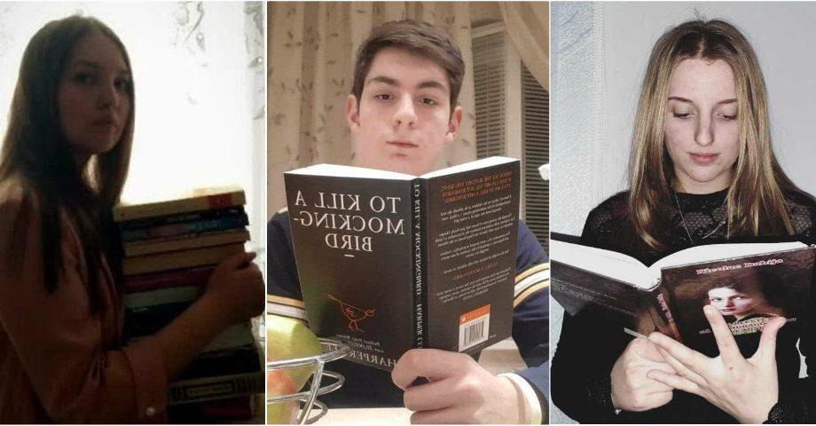 """(vox) """"Cărțile-s cele mai ciudate lucruri create vreodată de oameni."""" Află ce citesc tinerii și cum le place să o facă"""