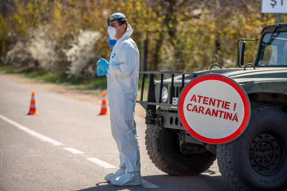 Primăria Comrat a fost plasată în carantină după ce doi consilieri au fost infectați cu COVID-19