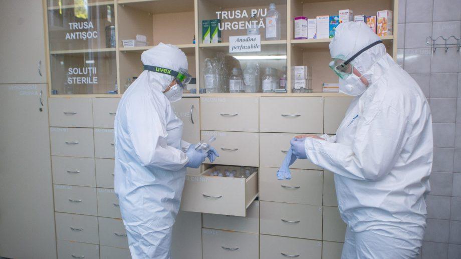 (doc) Studenții și elevii care vor efectua stagiile de practică la spitalele cu profil COVID-19 vor primi burse suplimentare