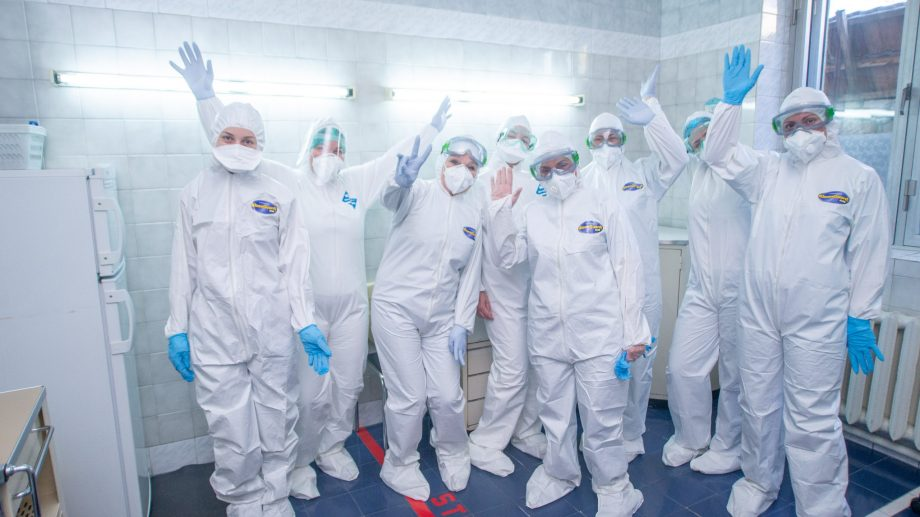 Încă 387 de persoane au fost tratate de COVID-19 în Moldova