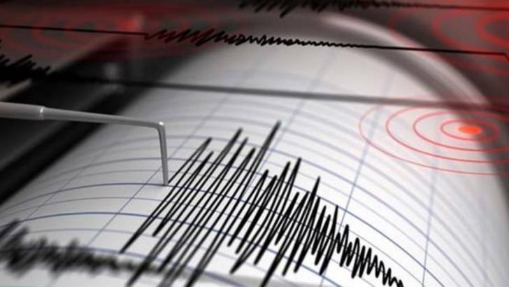 Cutremur cu magnitudinea de 4,8 grade în zona Vrancea, resimțit și la Chișinău